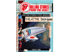 ROLLING STONES - From The Vault: Tokyo Dome Live In 1990 (DVD)