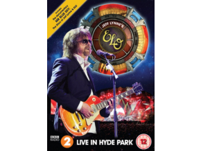 ELECTRIC LIGHT ORCHESTRA BBC CONCERT ORCHESTRA - Live In Hyde Park (DVD)