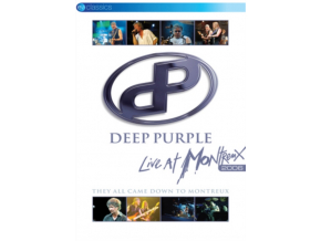 DEEP PURPLE - They All Came Down To Montreux: Live At Montreux 2006 (DVD)