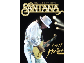 SANTANA - Greatest Hits: Live At Montreux 2011 (DVD)