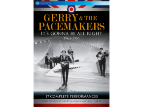 GERRY & THE PACEMAKERS - ItS Gonna Be Alright (DVD)
