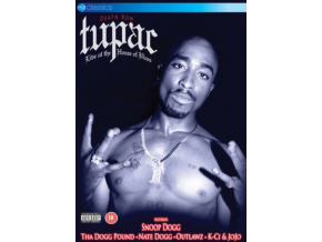 TUPAC SHAKUR - Live At The House Of Blues (DVD)