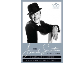 FRANK SINATRA - A Man And His Music - Part 1 And 2 (DVD)