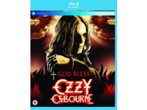 OZZY OSBOURNE - God Bless Ozzy Osbourne (Blu-ray)