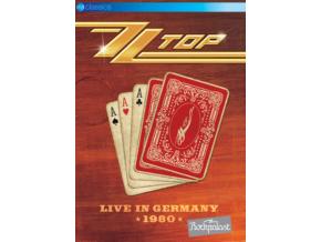 ZZ TOP - Live In Germany (DVD)