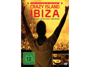 VARIOUS ARTISTS - Crazy Island Ibiza 2017 - The Ultimate (DVD)