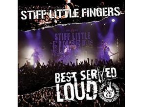 STIFF LITTLE FINGERS - Best Served Loud (Live At Barrowlands) (DVD)