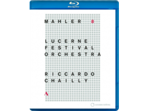 LUCERNE FO/CHAILLY - Mahler/Symphony No 8 (Blu-ray)