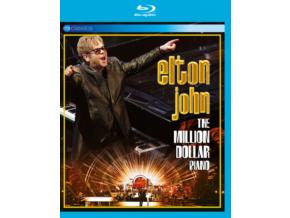 ELTON JOHN - The Million Dollar Piano (Blu-ray)