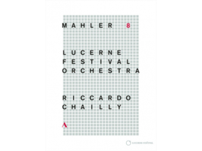 LUCERNE FO/CHAILLY - Mahler/Symphony No 8 (DVD)