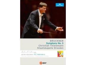 STAATS DRESDEN/THIELEMANN - Bruckner/Symphony No 3 (DVD)