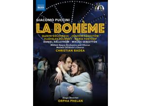 MALMO OPERA/BADEA - Puccini/La Boheme (DVD)