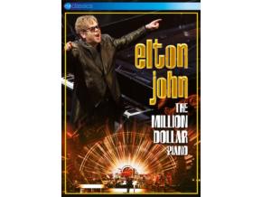 ELTON JOHN - The Million Dollar Piano (DVD)