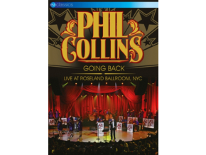 PHIL COLLINS - Going Back: Live At Roseland Ballroom NYC (DVD)