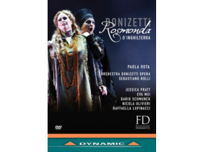 VARIOUS ARTISTS - Donizetti/Rosmonda DInghilterra (DVD)