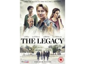 The Legacy Season 3 (DVD)