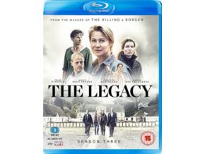 The Legacy Season 3 (Blu-ray)