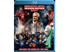 Manchester United Season Review 2016/17 (Blu-ray)