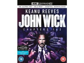 John Wick 1 & 2 (Blu-ray 4K)