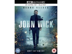 John Wick (Blu-ray 4K)