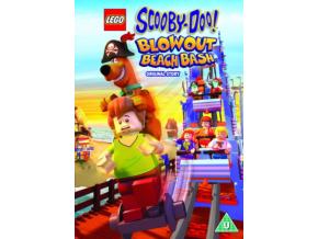Lego Scooby Doo! Blowout Beach Bash (DVD)