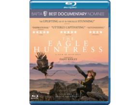 The Eagle Huntress Blu-Ray (Blu-ray)