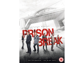 Prison Break: Complete Seasons 1-5 [DVD]