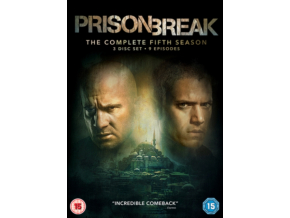 Prison Break: Event Series (Season 5) (DVD)