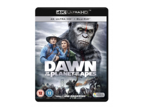 Dawn Of Planet Of The Apes (2014) (Blu-ray 4K)