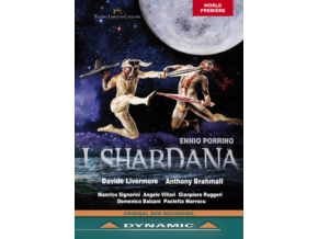 VARIOUS ARTISTS - Porrino:I Shardana (DVD)