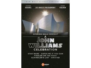 PERLMAN/LA PO/DUDAMEL - A John Williams Celebration (DVD)