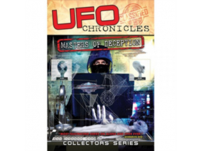 VARIOUS ARTISTS - Ufo Chronicles: Masters Of Deception (DVD)