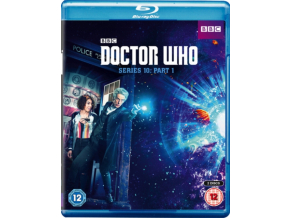 Doctor Who - Series 10 Part 1 (Blu-ray)