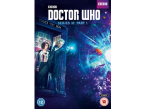 Doctor Who - Series 10 Part 1 (DVD)