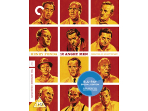 12 Angry Men (Criterion Collection) (Blu-ray)