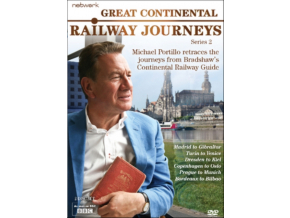 Great Continental Railway Journeys Series 2 (Repack) (DVD)