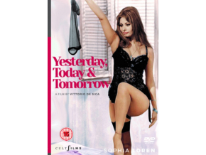 Yesterday Today And Tomorrow (DVD)