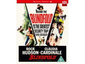 Blindfold (Dual Format) (Blu-ray + DVD)