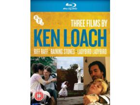 Ken Loach Collection: Riff Raff Raining Stones Ladybird Ladybird (Blu-ray)