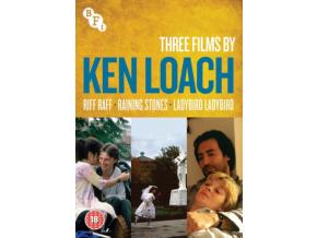 Ken Loach Collection: Riff Raff Raining Stones Ladybird Ladybird (DVD)
