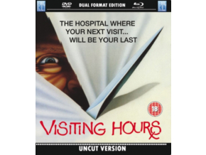 Visiting Hours (Dual Format) (Blu-ray + DVD)