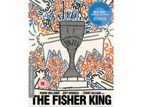Fisher King. The (Criterion Collection) (Blu-ray)