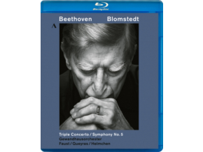 GEWANDHAUS OR / BLOMSTEDT - Beethoven/Symphony No 5 (Blu-ray)