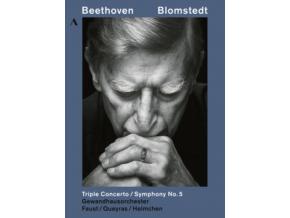 GEWANDHAUS OR / BLOMSTEDT - Beethoven/Symphony No 5 (DVD)