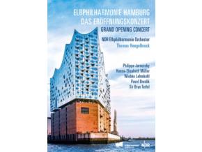 VARIOUS ARTISTS - Elbphilharmonie Hamburg (DVD)