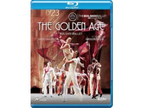 BOLSHOI BALLET - Shostakovich/The Golden Age (Blu-ray)