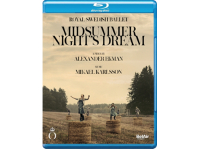 ROYAL SWEDISH BALLET - Karlsson/Midsummer NightS Dream (Blu-ray)