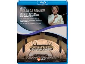 LA PHIL / DUDAMEL - Verdi/Messa Da Requiem (Blu-ray)