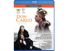 VARIOUS ARTISTS - Verdi/Don Carlo (Blu-ray)