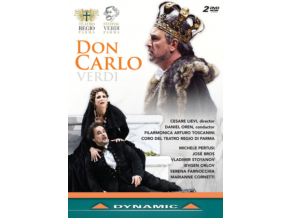 VARIOUS ARTISTS - Verdi/Don Carlo (DVD)
